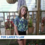 Mother pushes for passage of Laree's Law