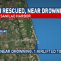 Sandusky man rescued from Lake Huron in Sanilac County