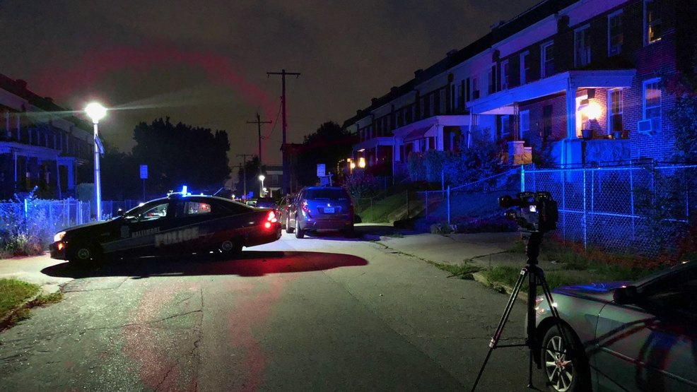 Five Shot 2 Fatally Within 1 1 2 Hours In Baltimore Wbff
