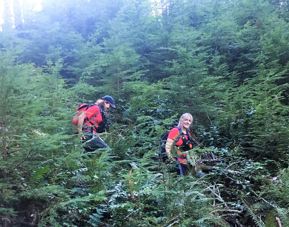 'One of our K9 teams working in Tillamook County' - Tweet from Mountain Wave Search and Rescue 1.jpg