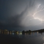 Time-lapse video captures storm