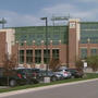 Packers replacing lights at Lambeau Field