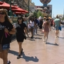 As Vegas sizzles, tourists swelter