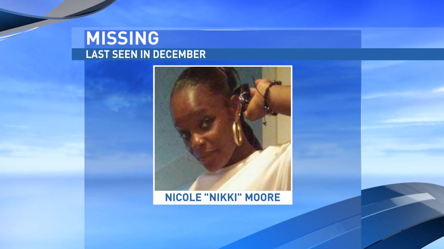 "Nicole ""Nikki"" Moore was last seen in December. (Photo: Amarillo Police Department)"