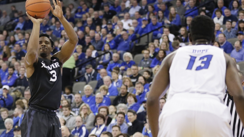 2017 18 Uk Basketball Schedule Now Complete: Xavier Announces Complete 2017-18 Men's Basketball