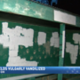 Softball fields vandalized