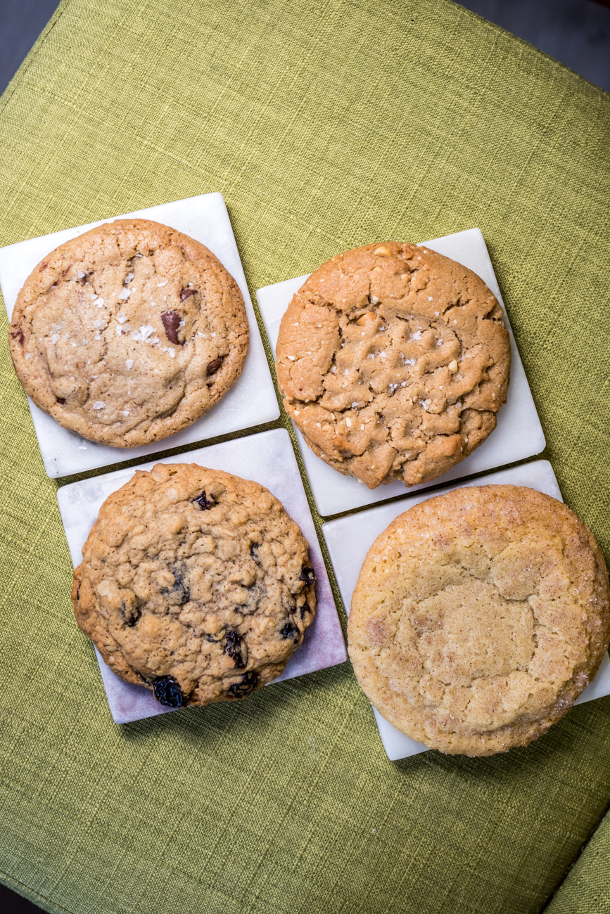 Assorted cookies / Image: Catherine Viox{ }// Published: 7.14.20