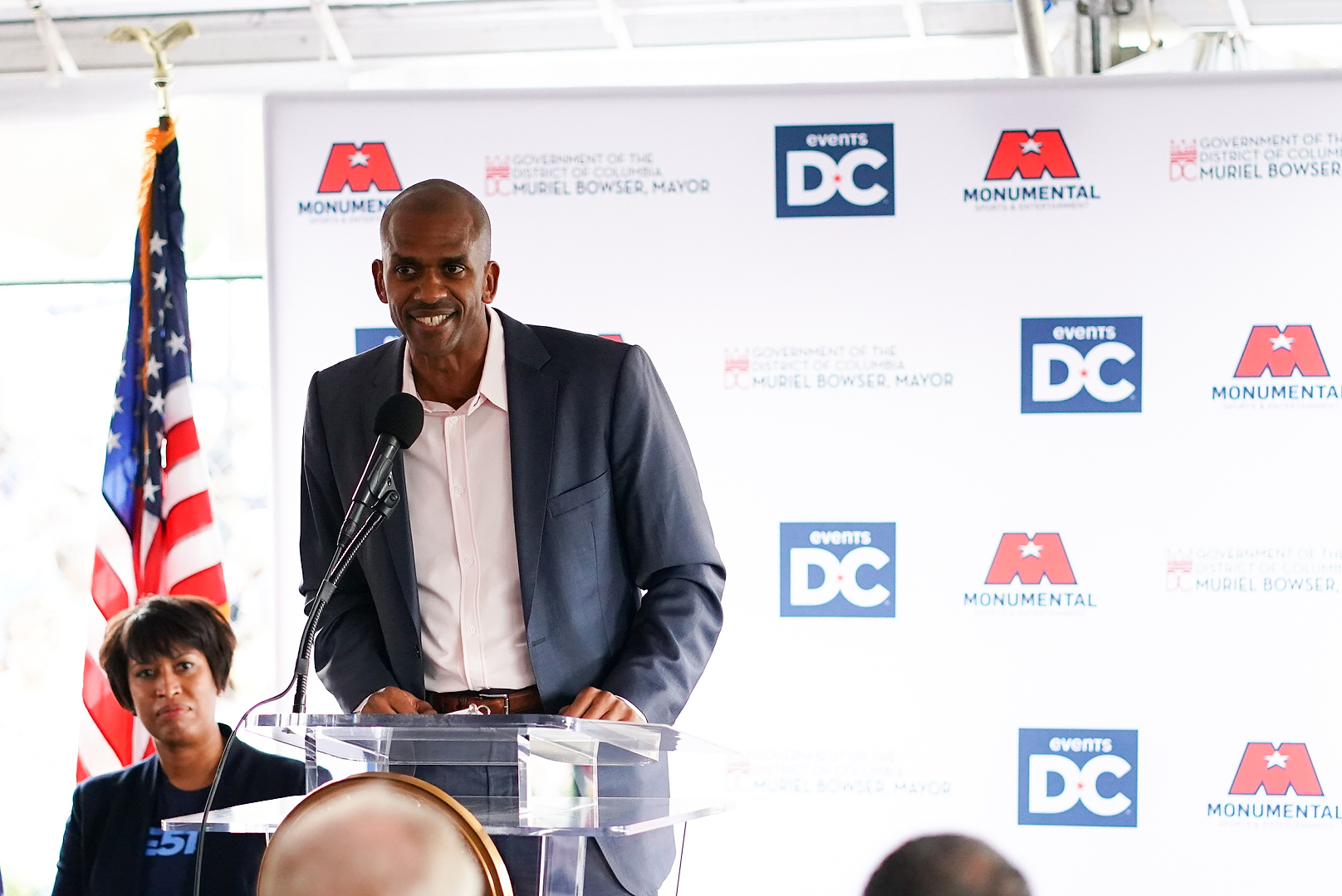 """We look forward to delivering unmatched event programming from esports and boxing to amateur sports and electrifying concerts- starting with our grand opening celebration blockbuster lineup,"" said O'Dell. (Image: Courtesy Events DC)"
