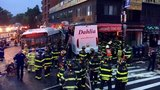 3 die as buses collide at New York City intersection