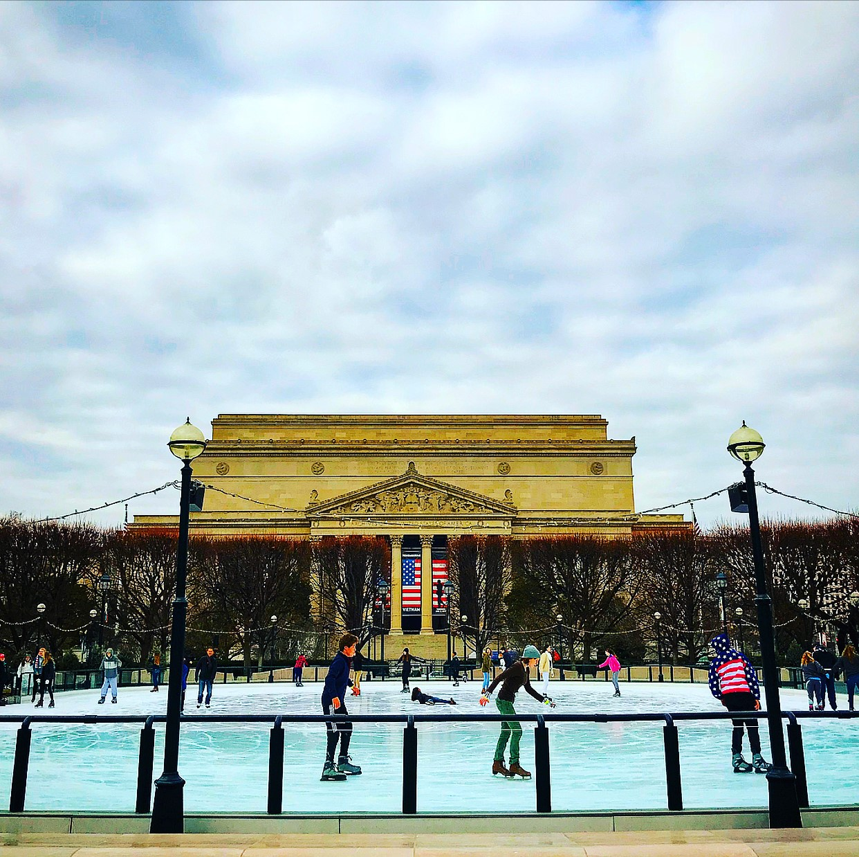 Post: @ngadc Sculpture Garden Ice skating fail take 3(Image: via IG user @seouljah_boy / instagram.com/seouljah_boy/){&amp;nbsp;}<p></p>