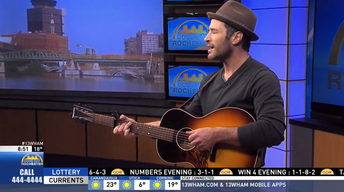 "Finalists from ""The Voice"" perform live on Good Day Rochester"