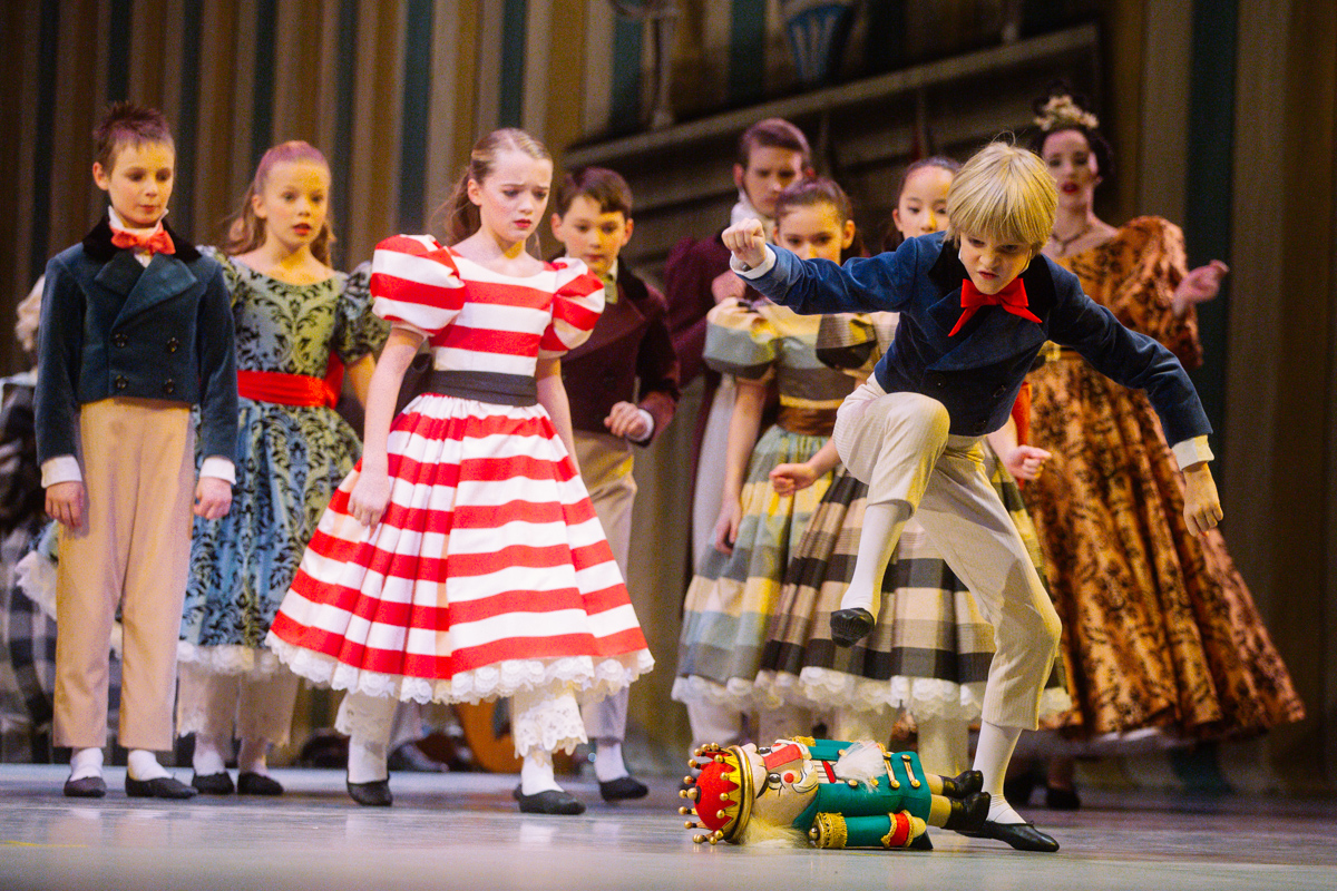 pacific northwest ballets brand new the nutcracker