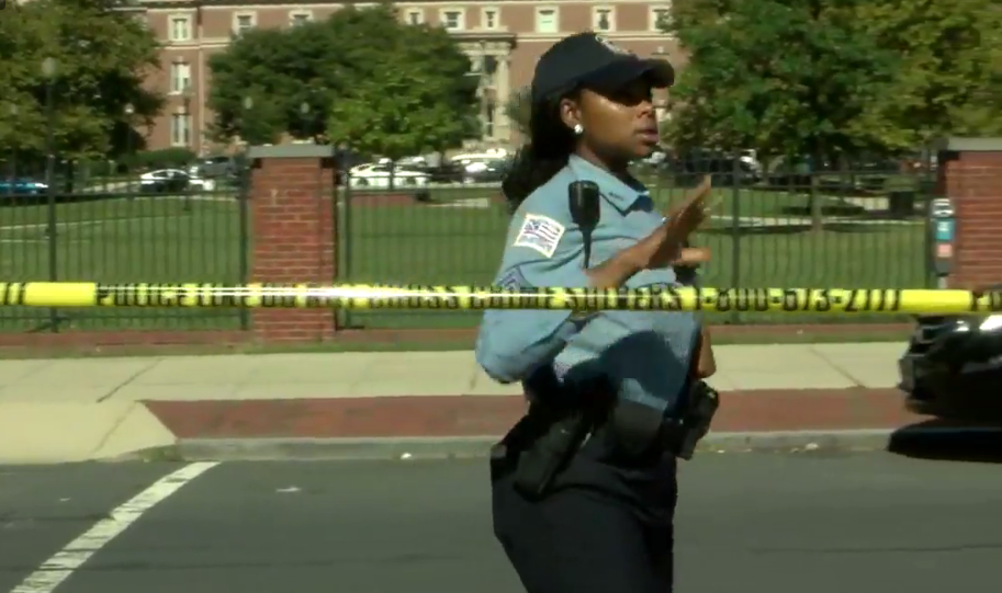 DC police: 'Nothing found' after report of active shooter at Howard University (Photo: ABC7)
