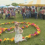 Tie-dye and peace signs take over Kalamazoo Fairgrounds for Hippie Fest