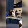 Ohio teen with cerebral palsy surprises everyone and walks at graduation