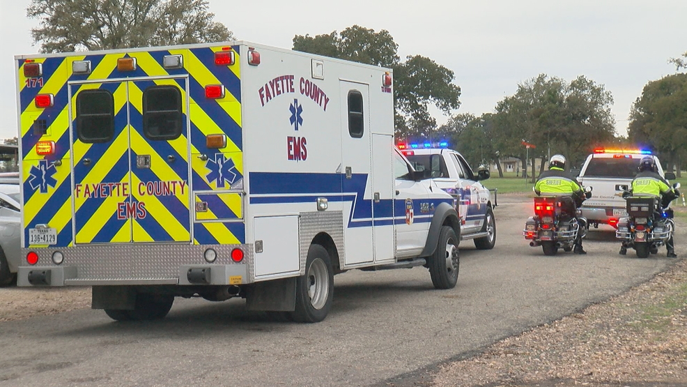 Fayette County deputy shot in line of duty returns home after being