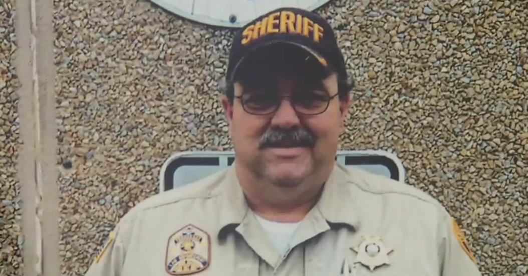 Fentress County Sheriff Chucky Cravens. (Fentress County Sheriff's Office)