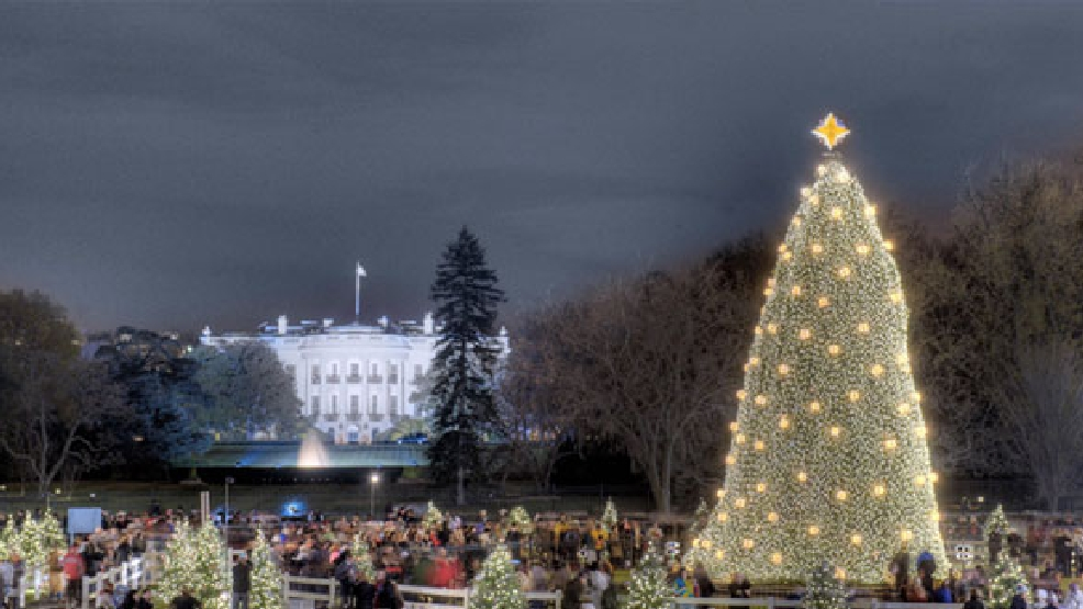 - Lottery Open For Tickets To The National Christmas Tree Lighting WJLA