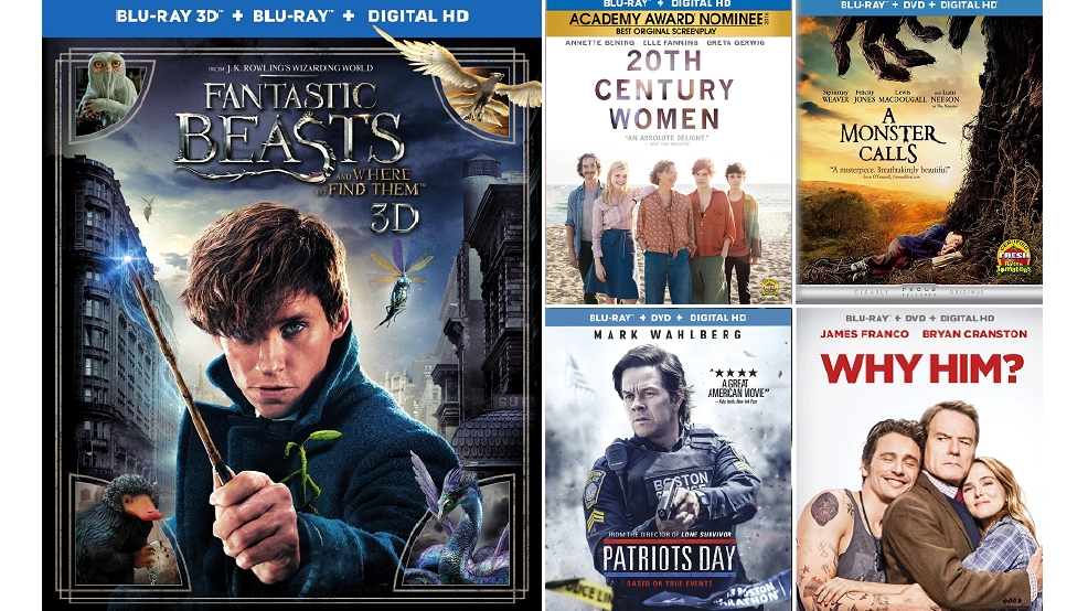New Blu Ray Dvds 2017 Moviefone | Autos Post