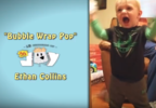 "Pal's 15 Seconds of Joy ""Bubble Wrap Pop"""