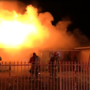 Family escapes early morning house fire