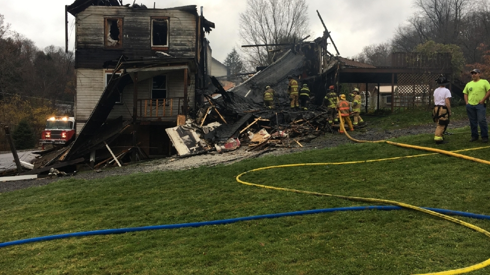 House Fire Under Investigation In Clearfield County Wjac