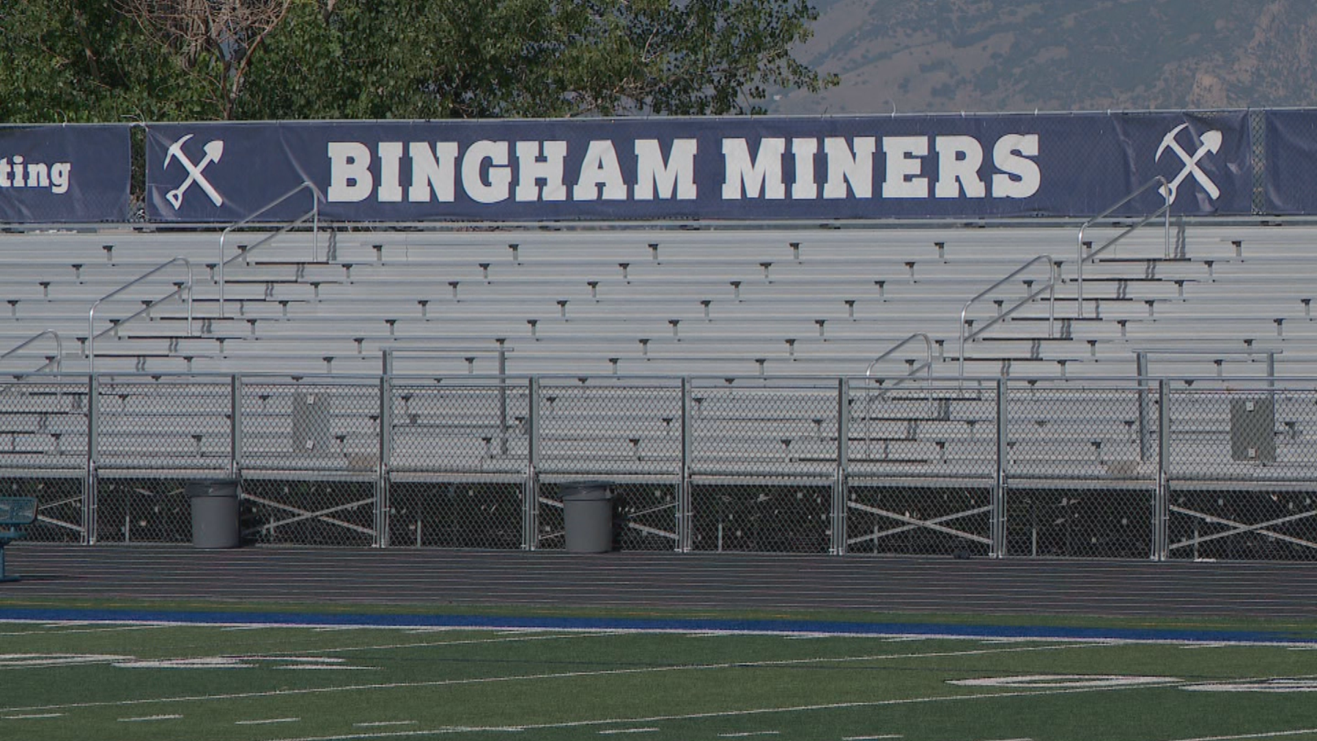 Bingham football will keep practicing after isolating players potentially exposed to virus (Photo: KUTV)