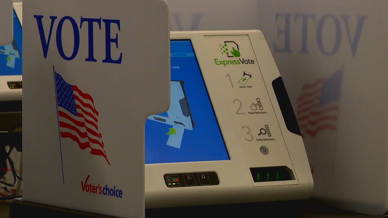 Of the 4,731 people who switched political parties between Jan. 6 and 11, most of them didn't choose another party. In fact, nearly 3,000 North Carolina Democrats and Republicans became unaffiliated during that time period. (Photo credit: WLOS staff)