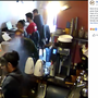 CAUGHT ON CAMERA: Video shows man spitting in face of barista at DC coffee shop