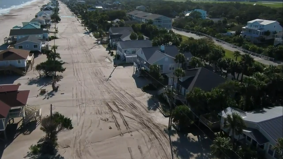 as hurricane season begins edisto beach reminded of past storm