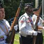 Hundreds of veterans and families pay respects on Memorial Day in Gainesville