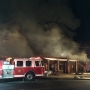 Crews battle structure fire in Bessemer