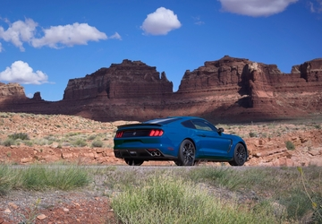 2017 Ford Mustang recalled to fix door handles