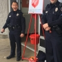 Video: Cleveland cop dazzles with red kettle dance moves
