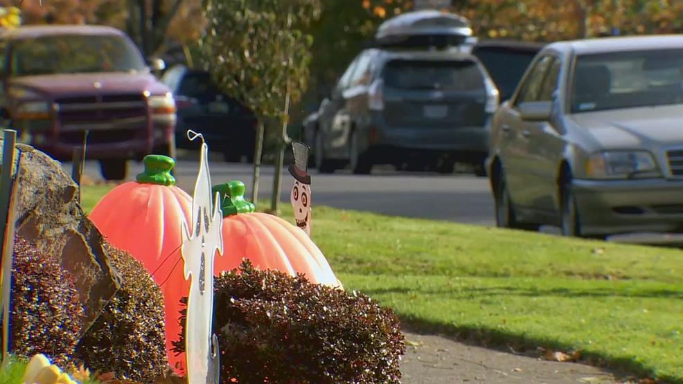 A high-speed Halloween, if you drive in Portland