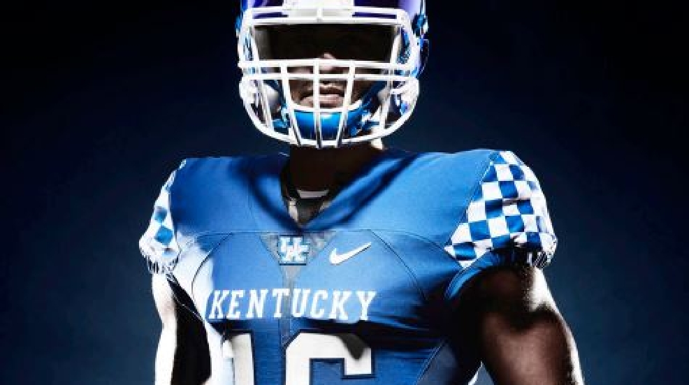 Kentucky Basketball And Football Getting New Uniforms: UK Unveils New Logo, New Uniform Looks For Football And