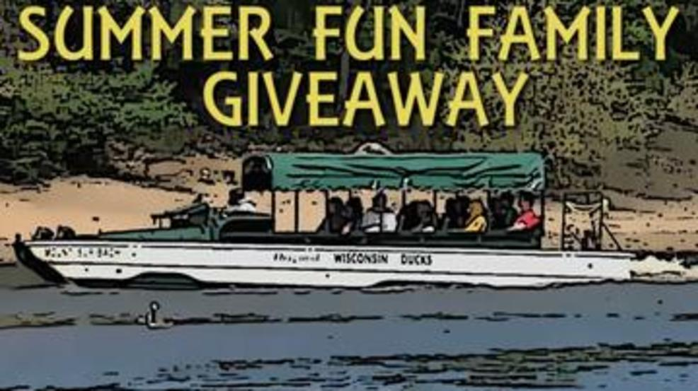 Summer Fun Pack Giveaway Contest