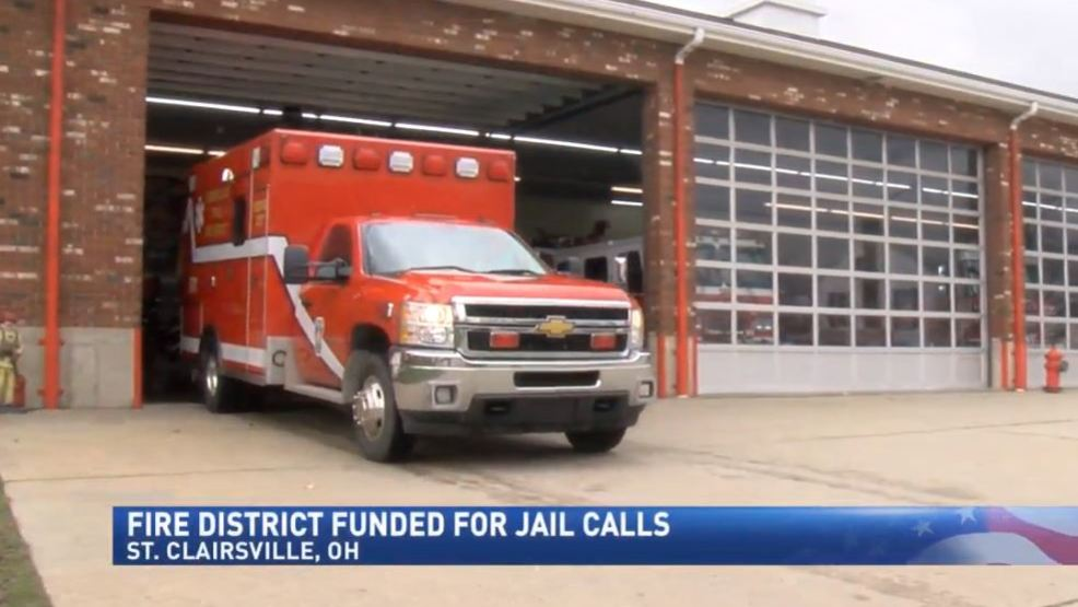 Cumberland Trail Fire District funded for jail calls | WTOV