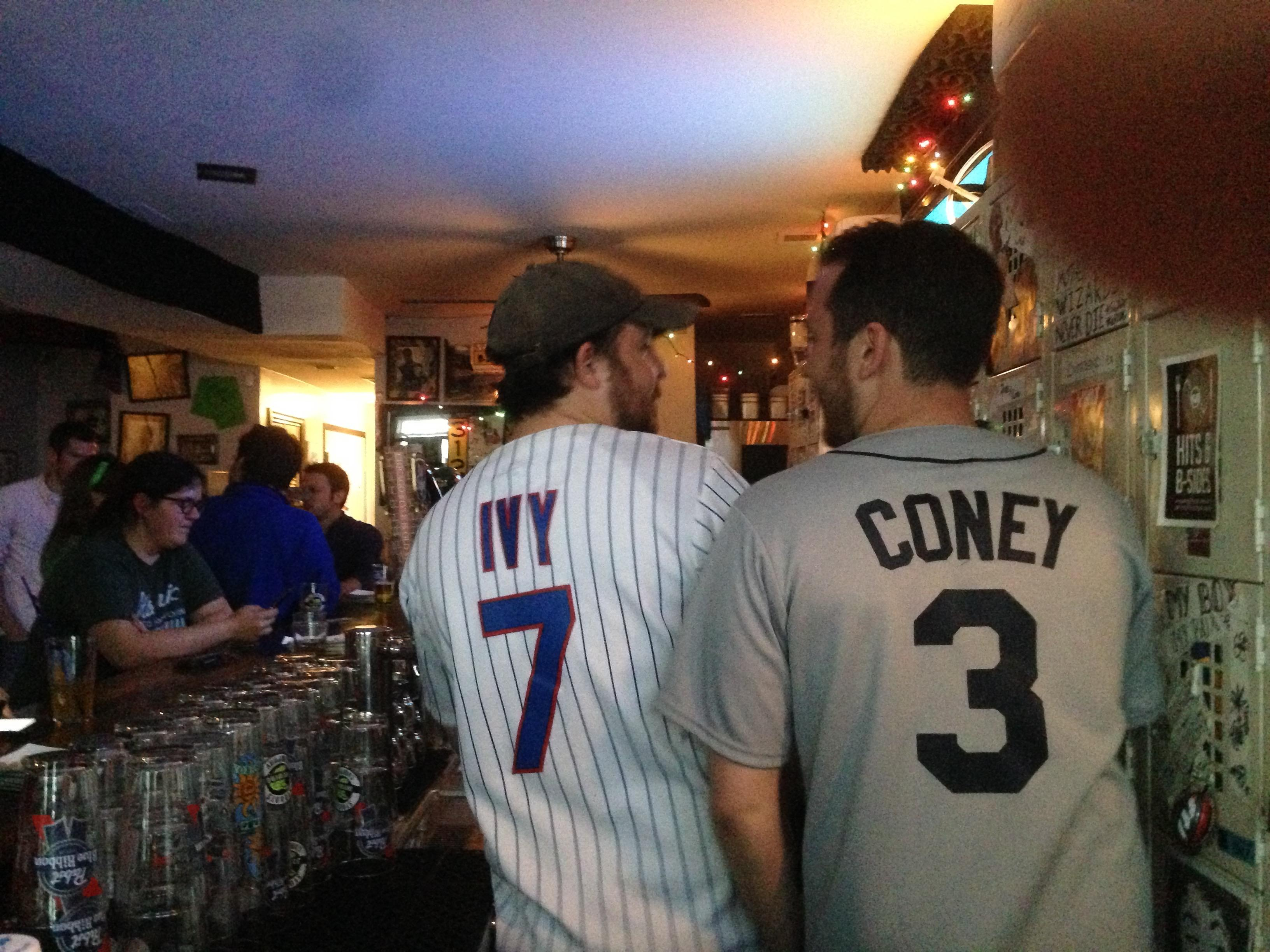 "After joking around about opening a Hanukkah bar for several years, the owners of Ivy and Coney decided 2017 was their year, and will be opening a Hanukkah pop-up bar for the month of December called ""Chai-vy and Cohen-y."" (Image: Courtesy Ivy and Coney)"