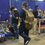 Robotics competition in full swing at Civic Center