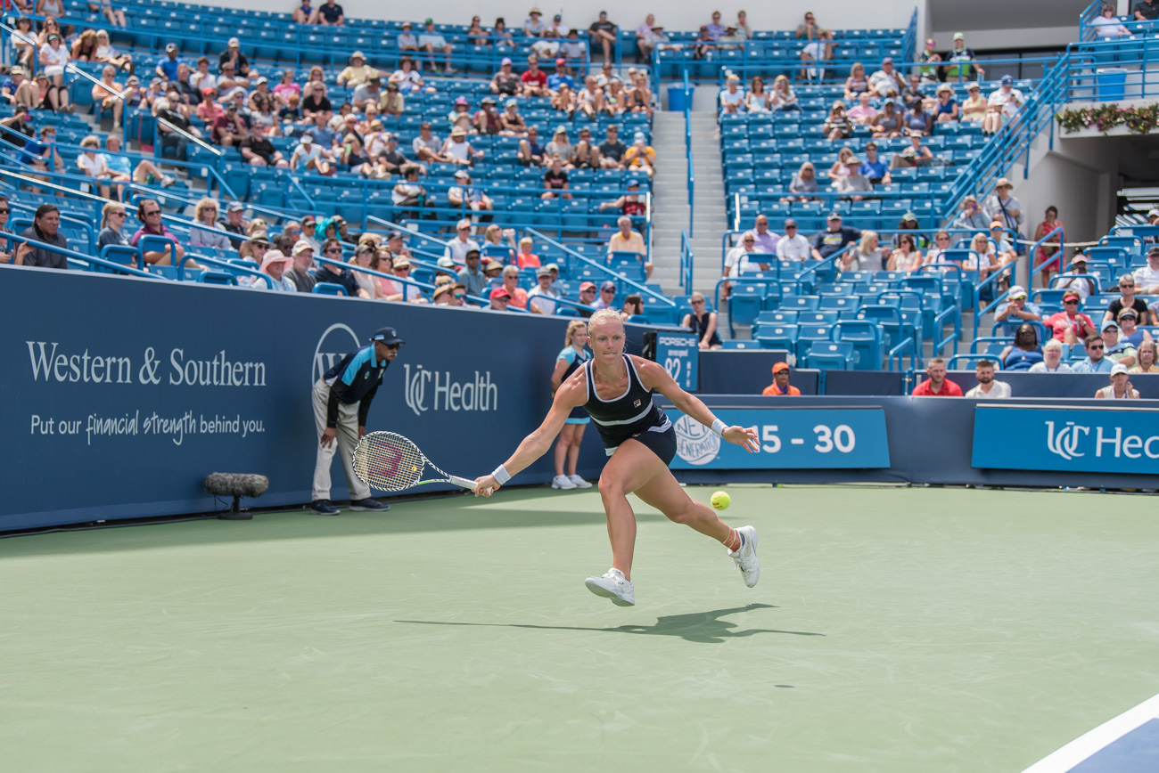Kiki Bertens / Image: Mike Menke{ }// Published: 8.14.19
