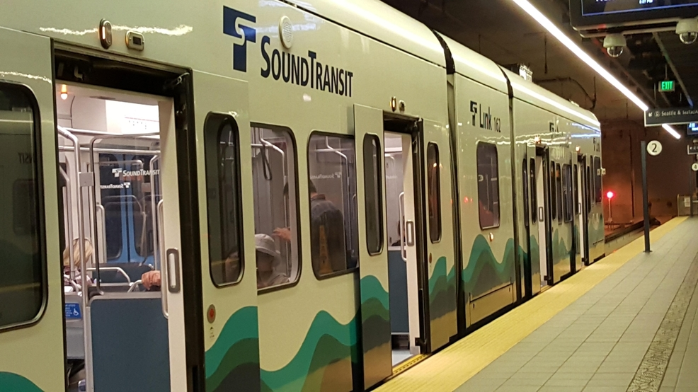Man stabbed on light rail day after deadly Westlake Station shooting