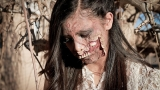 Texas teen celebrates quinceanera with Walking Dead-themed party