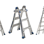 78,000 ladders sold at Lowe's and Home Depot recalled due to fall hazard