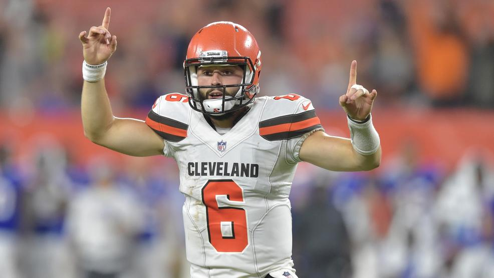 Baker Mayfield to host youth football procamp in Norman