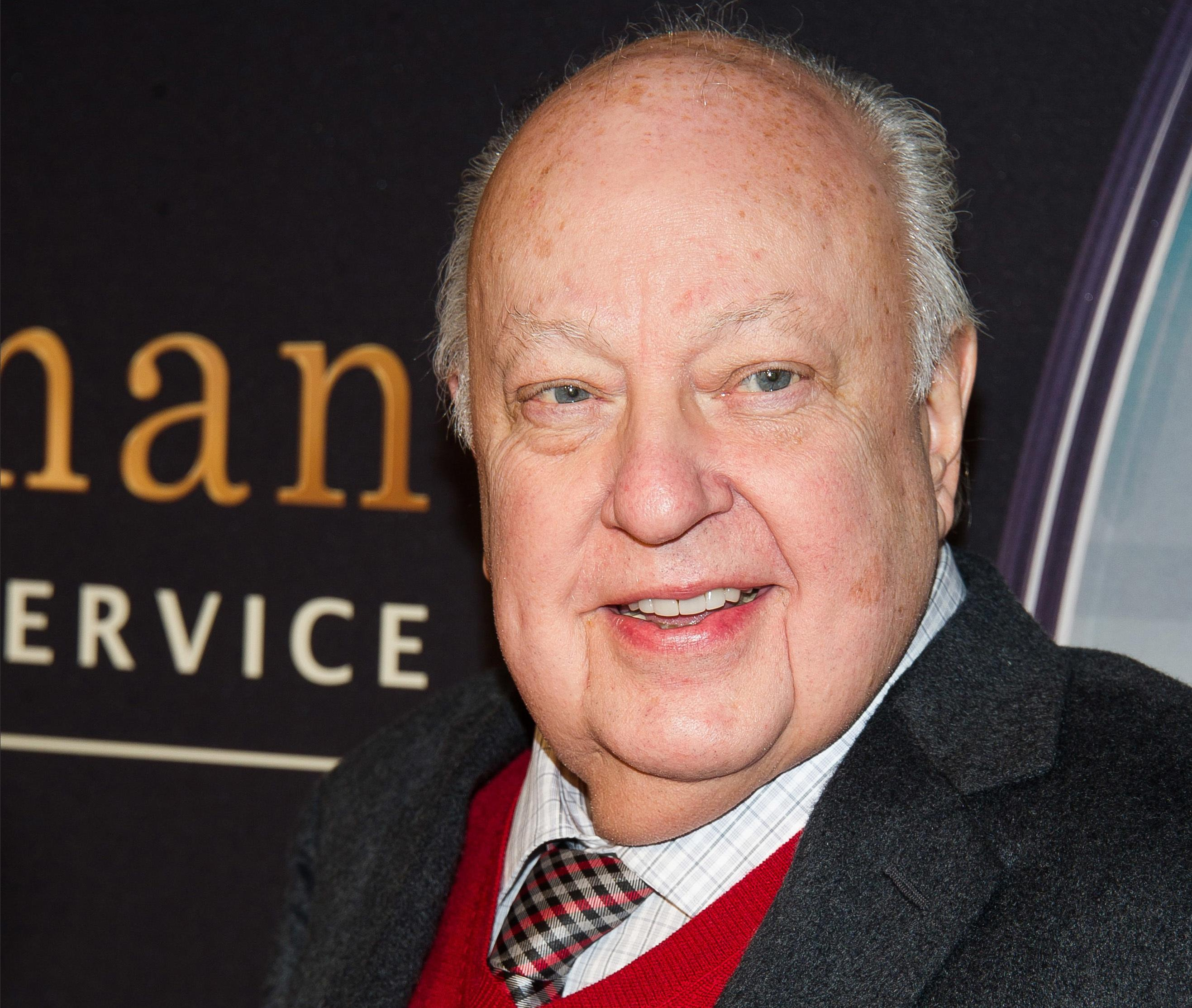 "FILE - In this Feb. 9, 2015, file photo, Roger Ailes attends a special screening of ""Kingsman: The Secret Service"" in New York.  (Photo by Charles Sykes/Invision/AP, File)"
