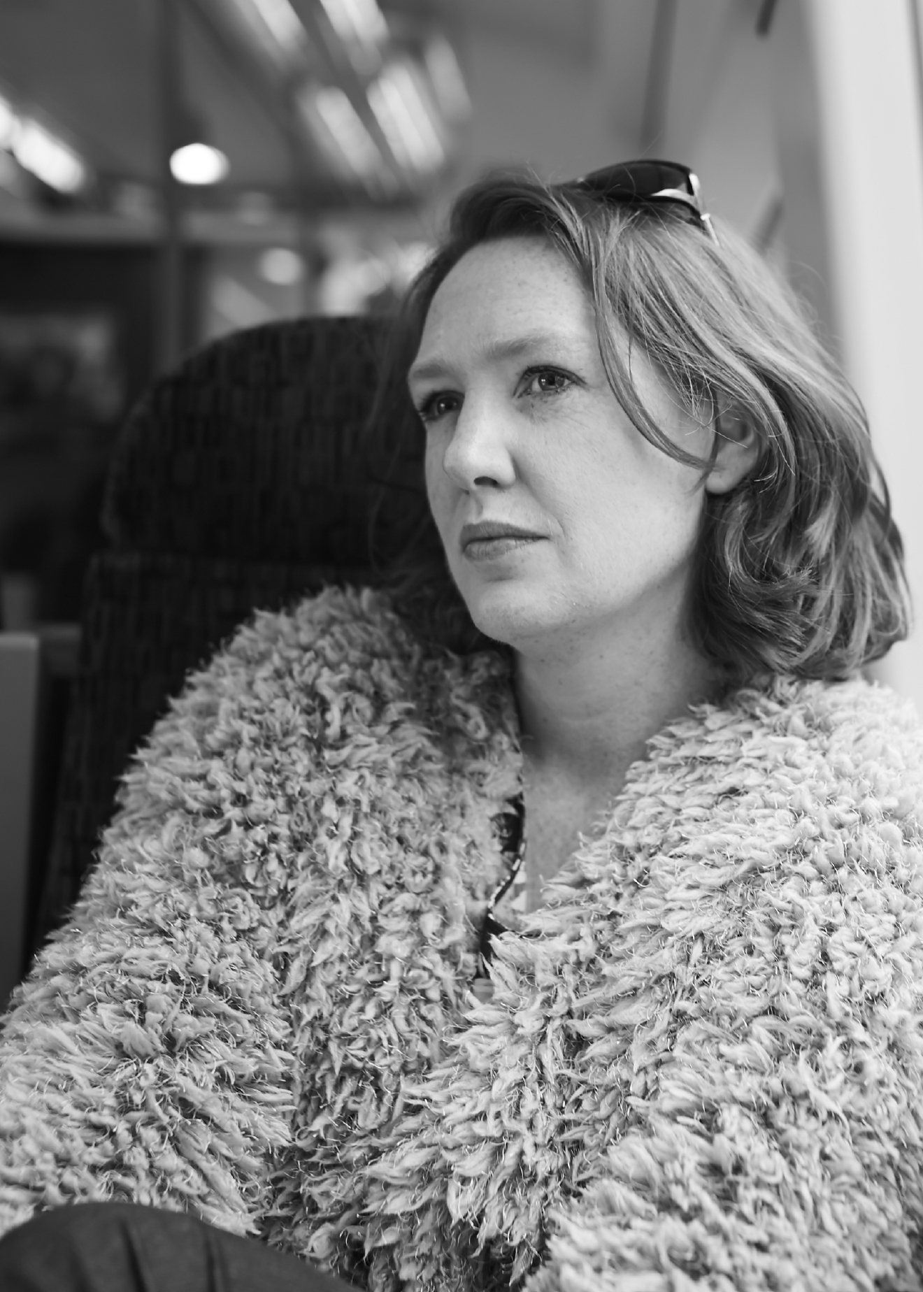 Paula Hawkins, author of Girl on the Train. (Image: Kate Neil)