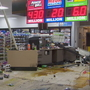 Driver crashes into north Portland 7-Eleven, breaks windows, topples shelves