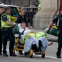 4 dead in vehicle, knife attack near British Parliament