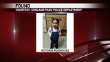 Police: Toddler returned home after kidnapping, alleged kidnapper remains at-large